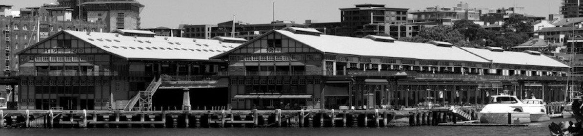 Jones Bay Wharf - Pyrmont Office